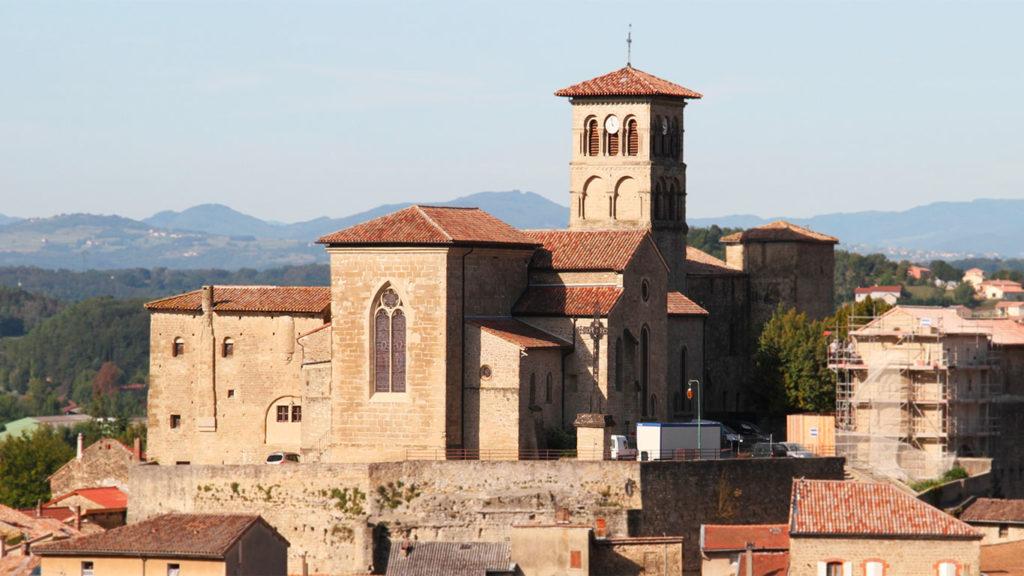 Saint-donat-sur-l'herbasse, commune qui accueille la MJC de l'herbasse
