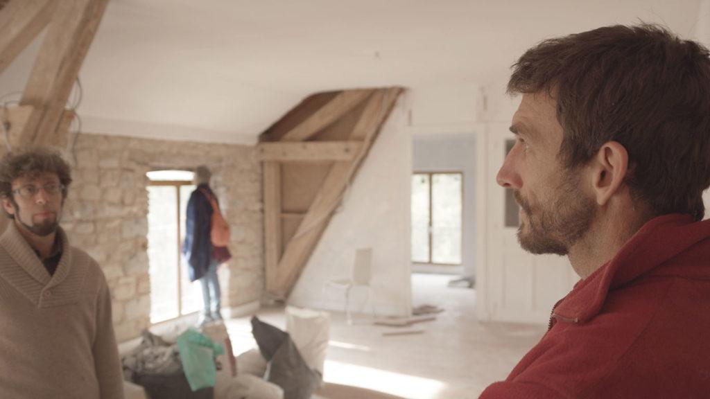 Un appartement de MagnyÉthique en cours de rénovation