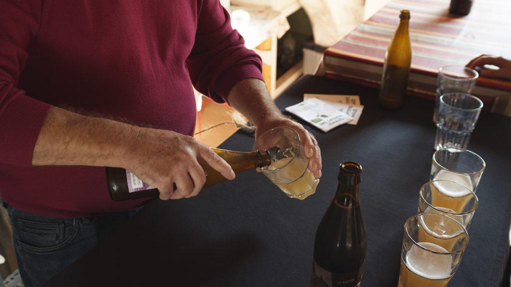 Dégustation de bières du Quartier Métisseur